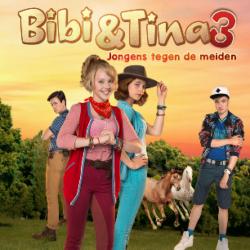 Bibi & Tina 3 Jongens tegen de meiden...