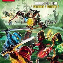 Lego Ninjaco hands of time