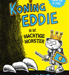Koninge Eddie en het machtige monster
