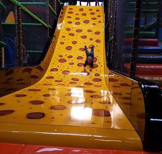 Boege Fun Binnenspeeltuin