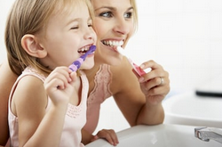 tandenpoetsen - mondverzorging