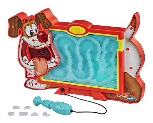 dierenarts dokketer bibber - hond - spel voor kinderen