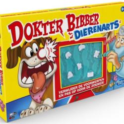 Dokter Bibber dierenarts - leuke spelletjes voor kinderen