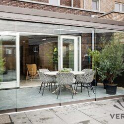 veranda - tuinkamer- overkapping